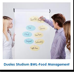 Duales Studium BWL-Food Management